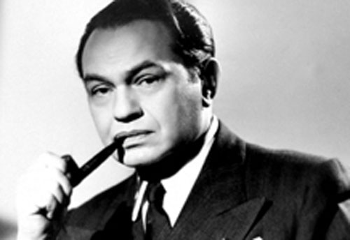 Edward G.Robinson (1893-1973)
