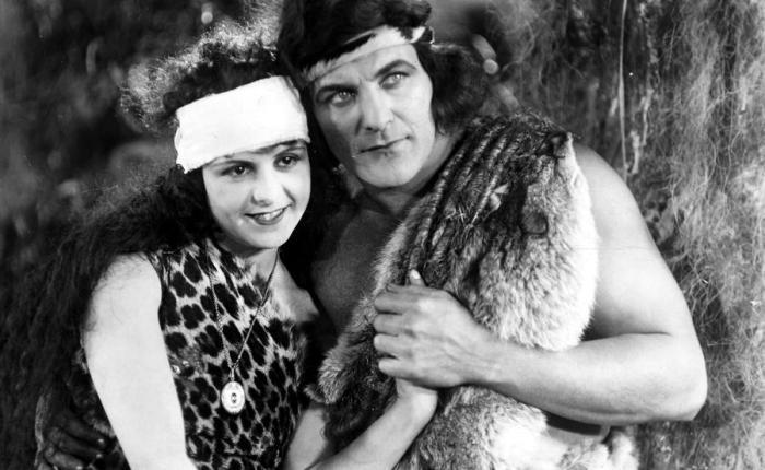 Honderd jaar geleden: de eersteTarzan-film