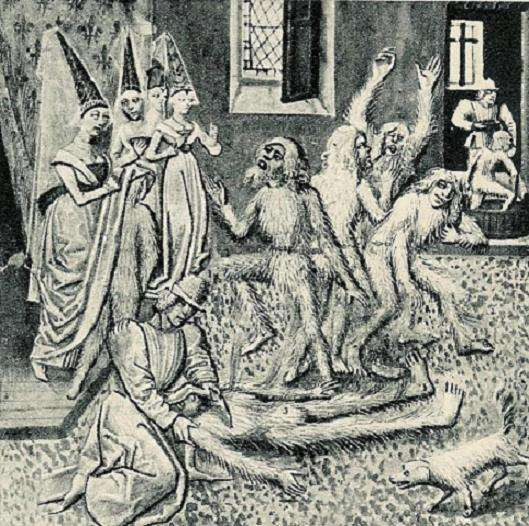 625 jaar geleden: tragédie au Bal desArdents