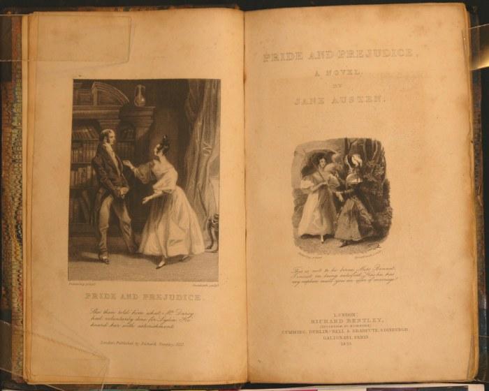 """205 jaar geleden: publicatie van """"Pride and Prejudice"""""""