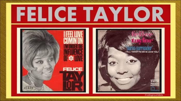 Felice Taylor wordtzeventig…