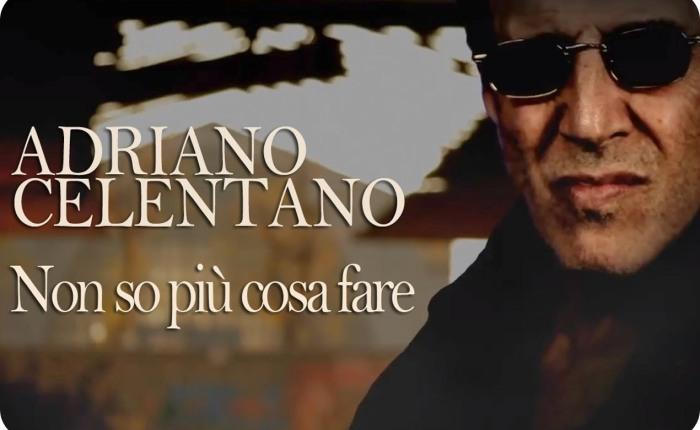Adriano Celentano wordttachtig…