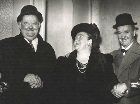 Zeventig jaar geleden: Laurel & Hardy inGent