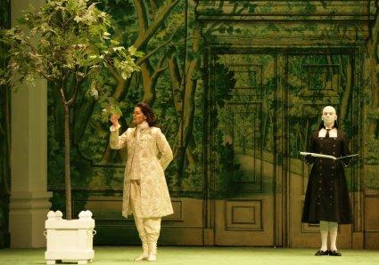 """""""Serse"""", opera vanHaendel"""
