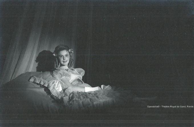 55 jaar geleden: Hilda De Groote debuteert in de Gentseopera