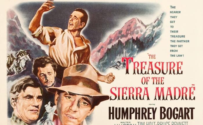 """Zeventig jaar geleden: première van """"The treasure of the SierraMadre"""""""