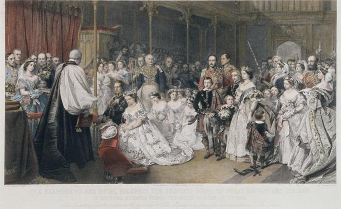 160 jaar geleden: huwelijk prinses Victoria met Frederik vanPruisen