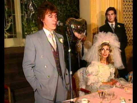 Dertig jaar geleden huwelijk Bill Wyman met MandySmith