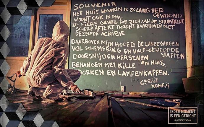 Ter gelegenheid van Gedichtendag: MiguelDeclercq