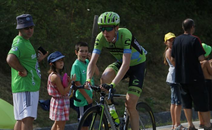 Daniel Martin wint in deVuelta