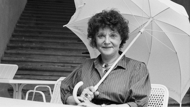 Muriel Spark (1918-2006)