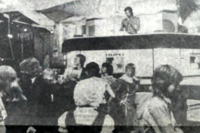 45 jaar geleden: Avro's Top Pop Disco Show in de BelgischeVlag