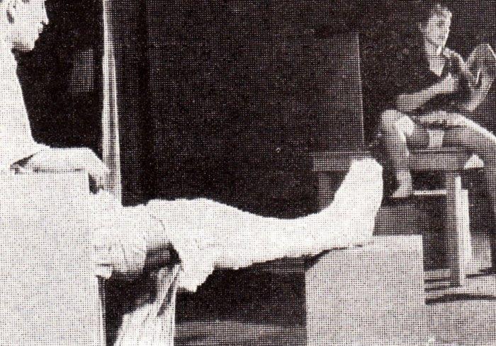 """Veertig jaar geleden: de toneelversie van Boons """"Menuet"""""""