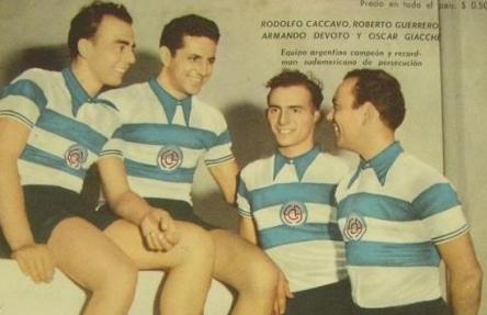 Rodolfo Caccavo (1927-1958)