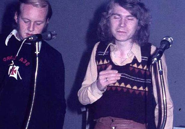 45 jaar geleden: Mike & Zaki in 'tBroebelke