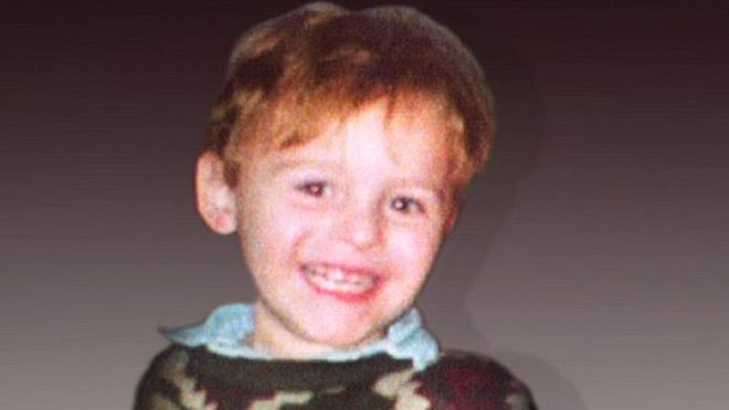 James Bulger (1990-1993)