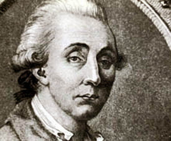 Christian Cannabich (1731-1798)