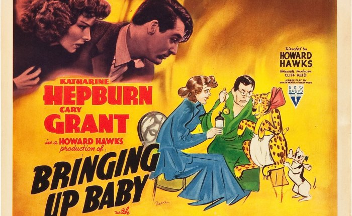 """Tachtig jaar geleden: première van """"Bringing upbaby"""""""