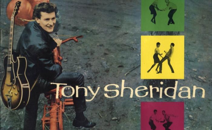 Tony Sheridan (1940-2013)