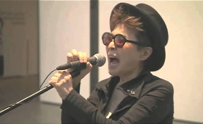 Yoko Ono wordt85…