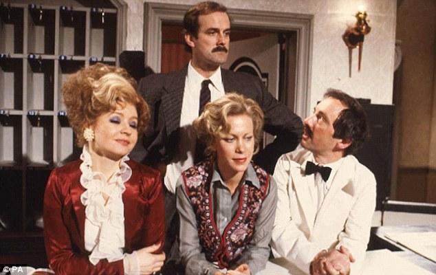 Vijftig jaar geleden: huwelijk John Cleese met ConnieBooth