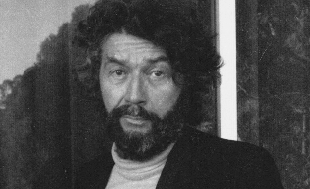 Alain Robbe-Grillet (1922-2008)