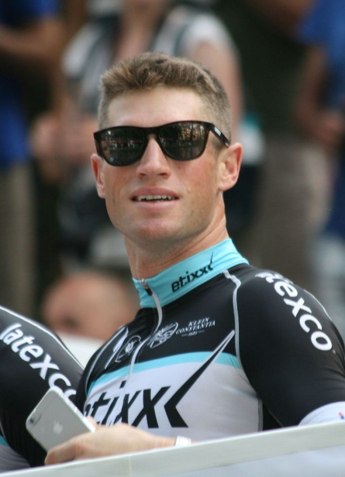 37 Mark Renshaw