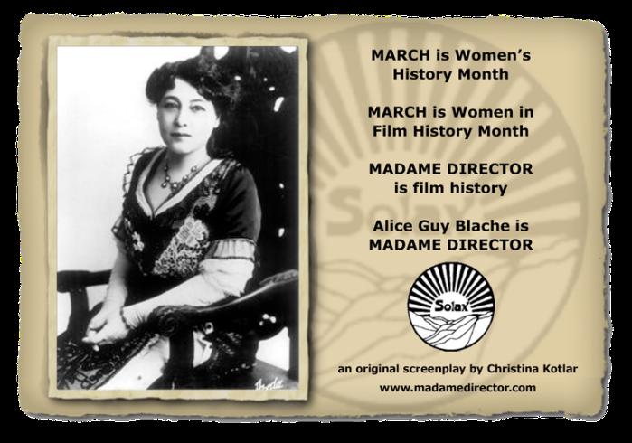 Alice Guy (1873-1968)