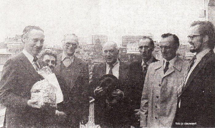 Veertig jaar geleden: in Baaigem weet men waar Abraham zijn patattenhaalt