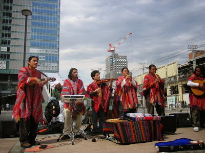 Veertig jaar geleden: optreden van PeruFolklorico