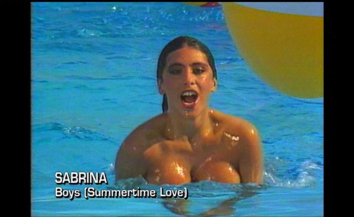 Sabrina Salerno wordtvijftig…