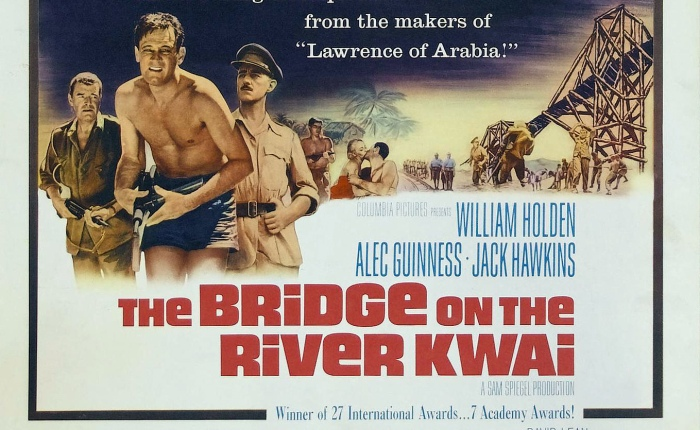 """Zestig jaar geleden: oscar voor beste film voor """"The Bridge on the RiverKwai"""""""