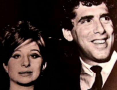 55 jaar geleden: huwelijk Barbra Streisand met ElliottGould