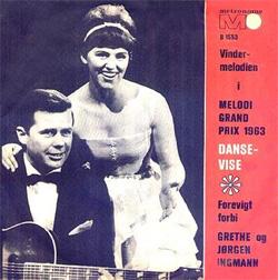 """55 jaar geleden: """"Dansevise"""" wint het EurovisieSongfestival"""