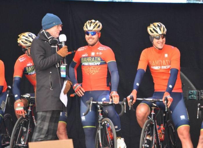Sonny Colbrelli wint de Ronde vanPiemonte