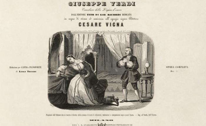 """165 jaar geleden: première van """"LaTraviata"""""""