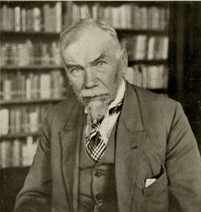 110 jaar geleden: Frederik Van Eeden in CarnegieHall