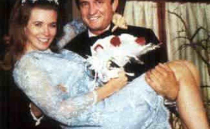 Vijftig jaar geleden: huwelijk van Johnny Cash met JuneCarter