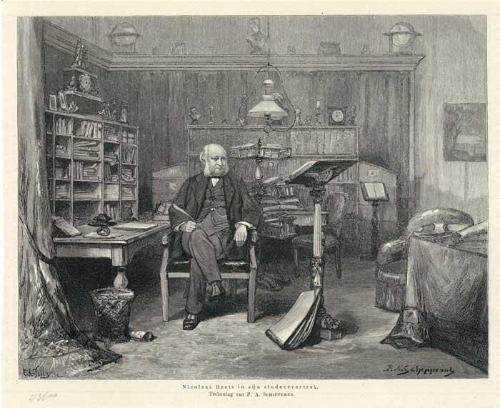 Nicolaas Beets (1814-1903)