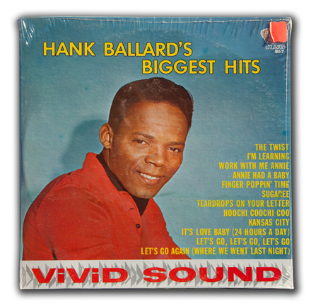 Hank Ballard (1927-2003)