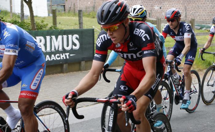 Rohan Dennis wint tweede tijdrit in deGiro