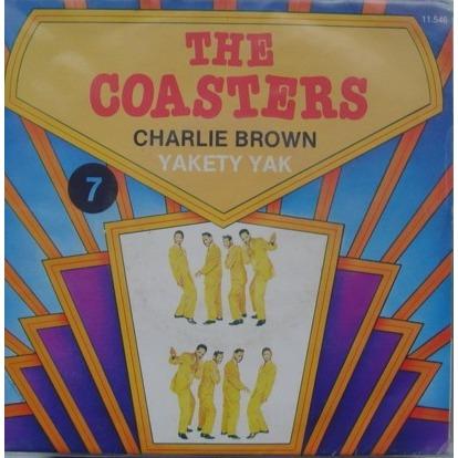 """Zestig jaar geleden: The Coasters nemen """"Yakety Yak"""" en """"Charlie Brown""""op"""