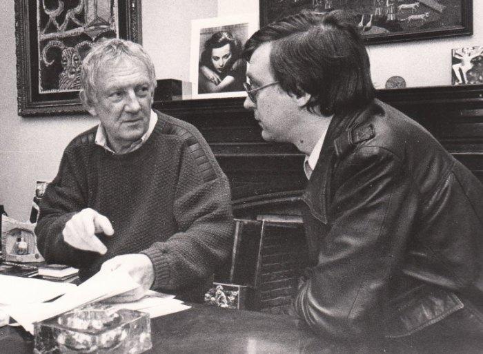 Hugo Claus (1929-2008)