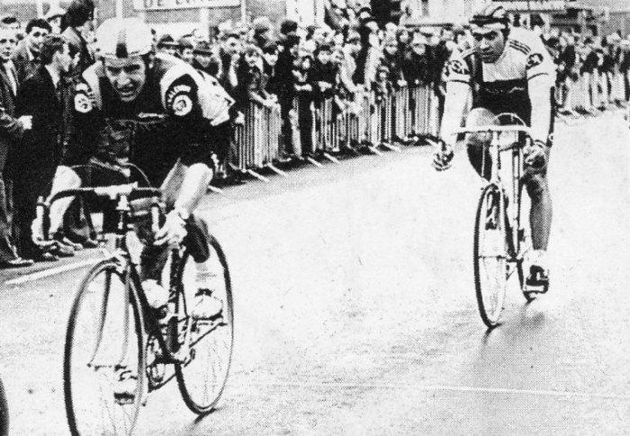 Veertig jaar geleden: de laatste wedstrijd van EddyMerckx