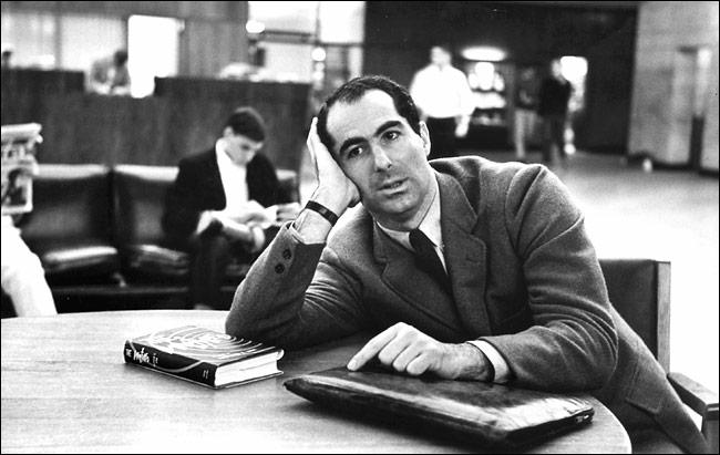 Philip Roth wordt85…