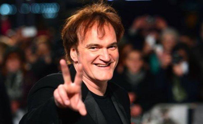 Quentin Tarantino wordt55…