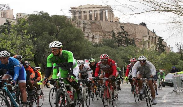 Ronde van Griekenland (voorheen: Tour ofRhodos)
