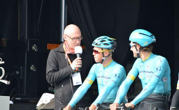 Michael Valgren Andersen wint de Amstel GoldRace