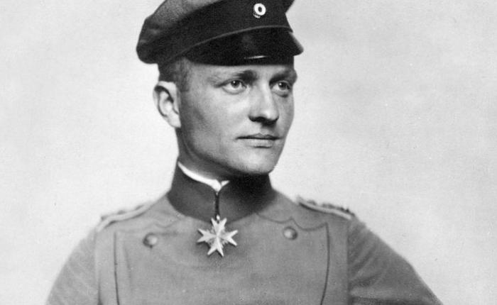 Manfred von Richthofen(1892-1918)