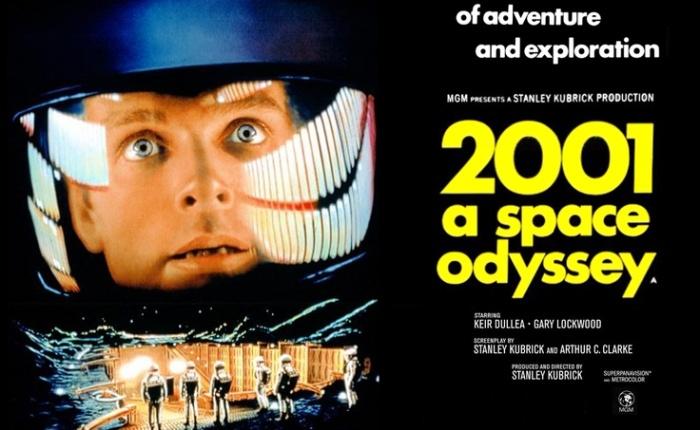 """Vijftig jaar geleden: première van """"2001, A SpaceOdyssey"""""""